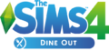 File:The Sims 4 Dine Out Logo.png